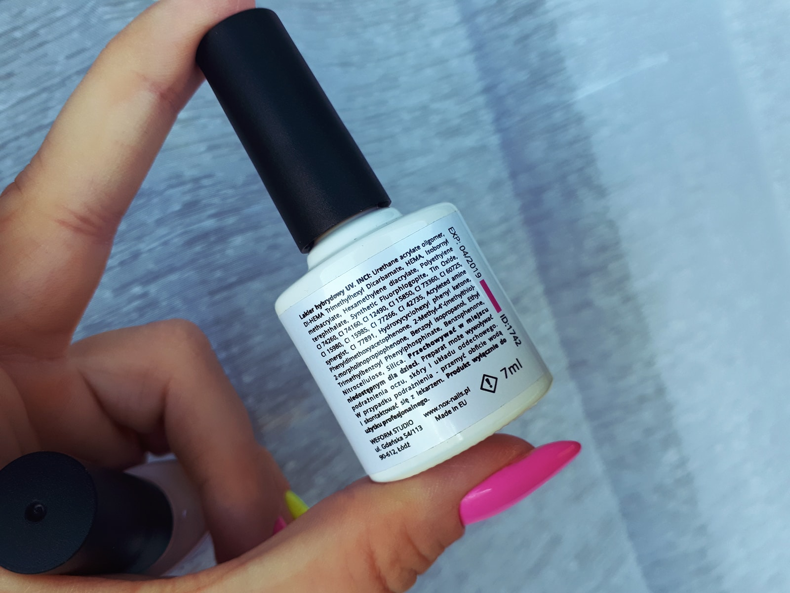5ec35104ca28d Produkty NOX Nails nie tylko wytwarzane są na terenie Unii Europejskiej i  nie zawierają szkodliwych substancji, m.in. często uczulającego  formaldehydu i ...