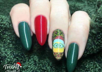 tricky-nails-minionek-zima