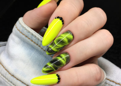 tricky-nails-sharm-effect-neon-yellow-zolte-wiosna-wiosenne