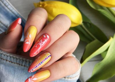 tricly-nails-wiosna-spring-ombre-wielkanoc-swieta