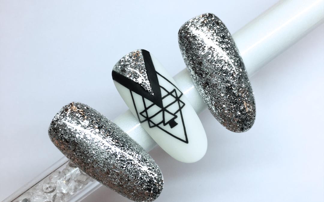 Beautilux – lakiery hybrydowe holo, brokaty i platinum z Aliexpress